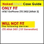 NakedShield-BlackBlack-Armor-Tough-Shock-Proof-Kickstand-Case-P-for-ATT-GoPhone-ZTE-Z432-Altair-2-0