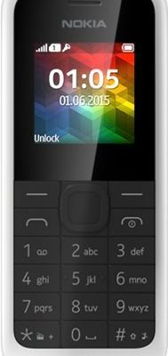 Nokia-105-RM-1135-Dual-Band-8501900-Factory-Unlocked-Mobile-Phone-Black-no-warranty-0