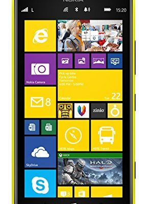 Nokia-Lumia-1520-16GB-Unlocked-GSM-4G-LTE-Windows-Smartphone-w-20MP-Camera-PureView-Technology-Yellow-0