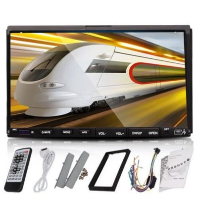 Ouku-7-Inch-TFT-Touch-Screen-Double-2-Din-In-Dash-Car-DVD-Stereo-DVD-PLAYER-Built-in-AMFM-with-RDS-Steering-Wheel-Control-SD-0