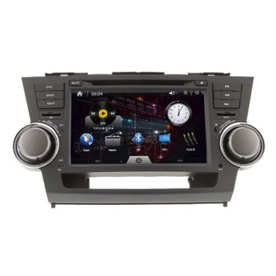 Ouku-Free-Mapfree-Backup-Camera-Included-for-Toyota-Highlander-8-Inch-Double-2-DIN-In-dash-GPS-Car-DVD-Player-Navigation-Car-Stereo-2008-2012-800-X-480-Support-Steering-Wheel-Control-0