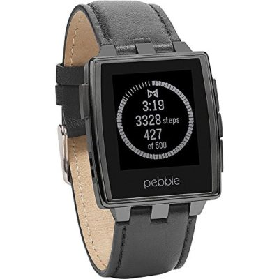 Pebble-Steel-Smart-Watch-for-iPhone-and-Android-Devices-0