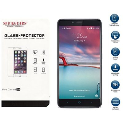 Premium-Tempered-Glass-Screen-Protector-for-ZTE-Zmax-Pro-ZTE-Kirk-Grand-X-Max-2-Z988-Imperial-Max-Z963U-Max-Duo-4G-Z962G-Z936VL-Heavy-Duty-UltraClear-Impact-and-Abrasion-Protection-LCD-Shield-0