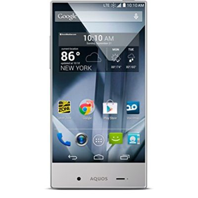 Sharp-Aquos-Crystal-Silver-No-Contract-Phone-0