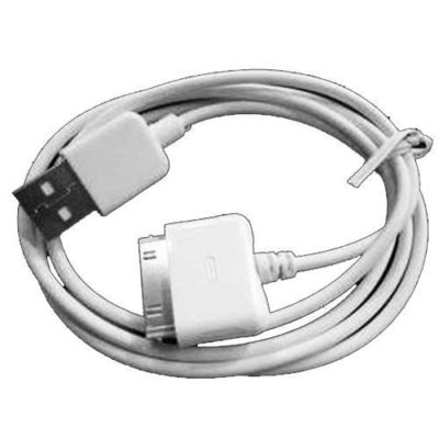 USB-Data-Sync-Cable-For-iPod-iPhone-2G-3G-3GS-iPhone-4-iPod-Touch-2nd-3rd-4th-Generation-iPod-Nano-4th-5th-6th-Gen-All-iPhone-iPod-Models-Compatible-White-6-Feet-0