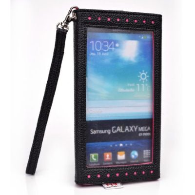 Womens-wallet-phone-holder-w-id-holder-and-coin-pocket-Universal-fit-for-ZTE-Grand-X-Max-Zte-Grand-XmaxZTE-Zmax-0