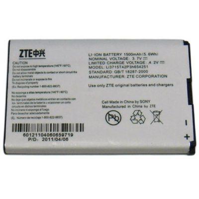 ZTE-4G-Mobile-HotSpot-ZTE-MF61-Battery-Li3715T42p3h654-251-Non-Retail-Packaging-White-0