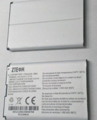 ZTE-Jetpack-4G-LTE-Mobile-Hotspot-890L-Battery-1700mAh-0
