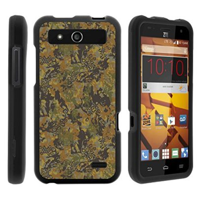 ZTE-Speed-Phone-Case-Full-Body-Armor-Snap-On-Hard-Case-Protector-Cover-with-Customized-Design-for-ZTE-Speed-N9130-Boost-Mobile-from-MINITURTLE-Includes-Clear-Screen-Protector-and-Stylus-Pen-0