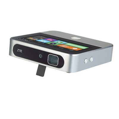 ZTE-Spro-2-Smart-Projector-WiFi-Only-Retail-Packaging-Silver-0