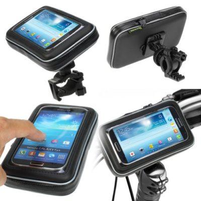 iKross-Universal-Smartphone-WaterProof-Pouch-Bicycle-Bike-Mount-Holder-0