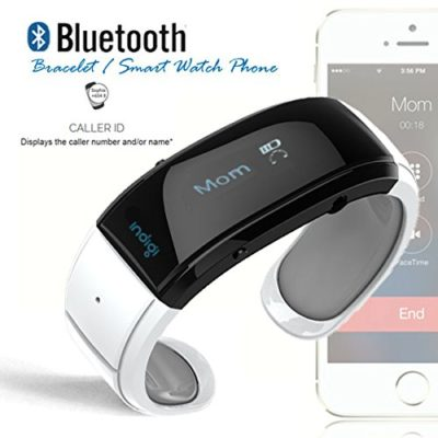 inDigi-Smart-Watch-Bluetooth-Bracelet-Call-Alert-OLED-Caller-ID-For-iphone-5s-Galaxy-s5-US-Seller-0