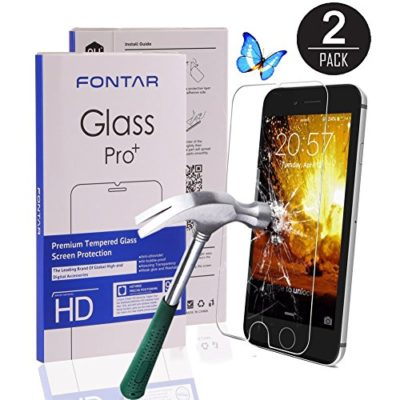 2-Pack-iPhone-6-Plus-Screen-Protector-Ultra-Clear-High-Definition-HD-Tempered-Glass-Screen-Protectors-for-iPhone-6-Plus-and-iPhone-6S-Plus-55-INCH-0