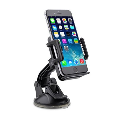TaoTronics-Car-Windshield-Dashboard-Universal-Phone-Mount-Holder-Car-Mobile-Phone-cradle-for-iPhone-Android-0