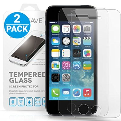 Yousave-Accessories-iPhone-6S-6-iPhone-6S-Plus-6-Plus-And-iPhone-5S-5-SE-5C-Twin-Pack-Glass-Screen-Protector-0