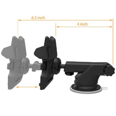 iOttie-Easy-One-Touch-2-Car-Mount-Holder-for-iPhone-6s-Plus-6s-5s-5c-Samsung-Galaxy-S7-Edge-S6-S5-Note-5-4-0