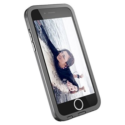 iPhone-6-Case-TETHYS-Ultra-iPhone-66S-Waterproof-Case-47-Inch-Protective-IP68-Certified-Cover-Lifetime-Warranty-Thinness-Profile-w-Capability-of-WaterPROOFShockPROOFSandPROOFSnowPROOF-0