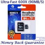 64GB-Micro-SD-Card-Plus-Adapter-Class-10-UHS-I-MicroSDXC-Extreme-Pro-Memory-64-GB-Ultra-High-Speed-90MBs-600X-UHS-1-Microsd-SDXC-Pack-Amplim-Cell-Phone-Tablet-Flash-64G-Performance-TF-G5-0