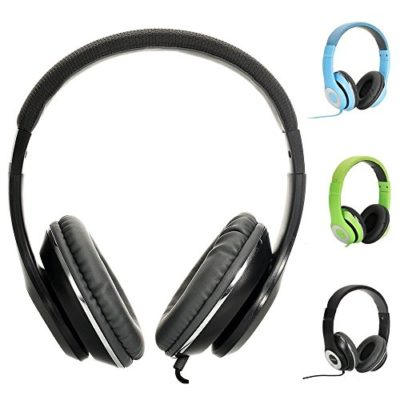 AUSDOM-Lightweght-wire-Over-Ear-HD-stereo-headset-Soft-leather-ear-cups-with-In-line-Mic-0