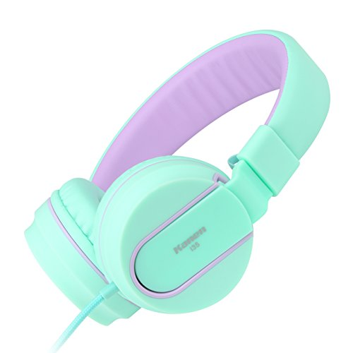 Ailihen-I35-Stereo-Lightweight-Foldable-Headphones-Adjustable-Headband-Headsets-with-Microphone-35mm-for-Cellphones-Smartphones-Iphone-Laptop-Computer-Mp34-Earphones-0