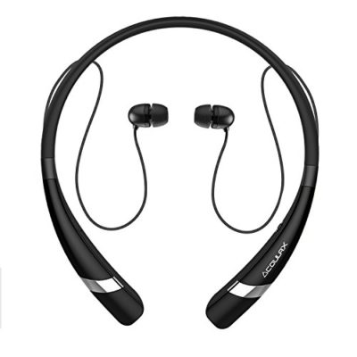 Bluetooth-Headphones-COULAX-CX04-Neckband-Bluetooth-Headset-In-Ear-Wireless-Headphones-Sweatproof-Sports-Running-Earbuds-Built-in-Mic-with-Noise-Cancellation-for-iPhone-6s-Samsung-S7-and-Android-Phone-0
