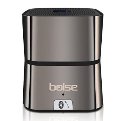 Bolse-5W-Portable-Mini-Bluetooth-v40-Wireless-Speaker-One-Large-45MM-5W-Driver-10-Hour-Playtime-Home-Speakers-Wireless-Cell-Phone-Car-Speakerphones-Computer-Speakers-For-iPhone-iPad-Tablet-PC-Smartpho-0