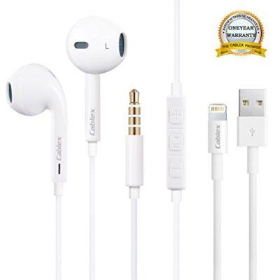 CablexTM2PCS-of-White-Earphones-0