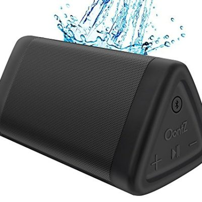 Cambridge-SoundWorks-OontZ-Angle-3-Next-Generation-Ultra-Portable-Wireless-Bluetooth-Speaker-Louder-Volume-10W-More-Bass-Water-Resistant-Perfect-Speaker-for-Golf-Beach-Shower-Home-Black-0