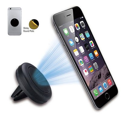 Car-MountEcandy-Grip-Magic-Mobile-Phone-Air-Vent-Magnetic-Universal-Car-Mount-Holder-Cradle-for-iPhone-and-Andriod-cellphones-0