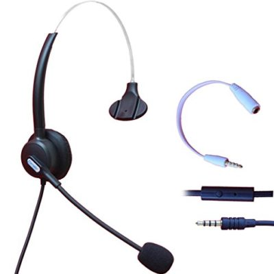 Comdio-H103-35M3-Corded-Cell-Phone-Headset-with-Noise-Canceling-Mic-Adjustable-Headband-for-Apple-iPhone-Samsung-Galaxy-LG-HTC-Mobile-Phones-Most-Android-Smartphones-with-35mm-Headphone-Jack-0