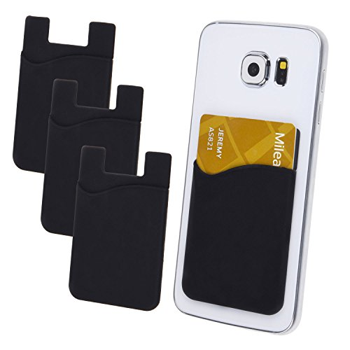 Credit-ID-Transport-Card-Sleeve-Holder-Adhesive-For-Cell-phones-3-Pieces-0