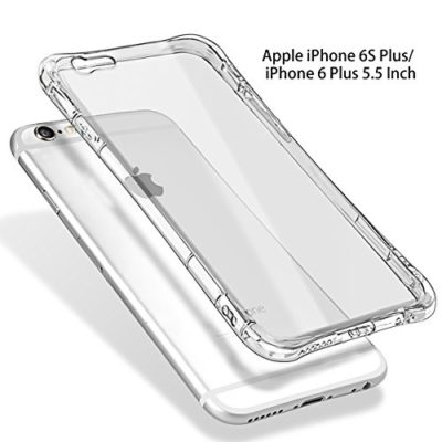 Crystal-Clear-iPhone-66S-Case-360-Degree-Shock-Absorption-iPhone-66S-Case-Slim-Flexible-Soft-TPU-Bumper-Cover-Case-for-Apple-iPhone-66S-Clear-0