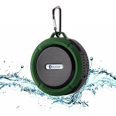 E-Zigo-Outdoor-Sport-Bluetooth-Speaker-SplashProof-Shockproof-Portable-Shower-HD-Wireless-speaker-phone-w-Suction-Cup-Built-in-Mic-for-Bluetooth-enabled-Devices-0