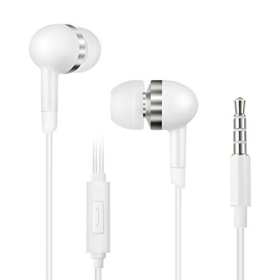 G-Cord-In-Ear-Earbuds-with-Built-in-Mic-Noise-Cancelling-Earphones-for-iPhone-iPad-iPod-Samsung-Galaxy-Phones-Android-Smartphones-Tablets-Computers-MP3-Players-0