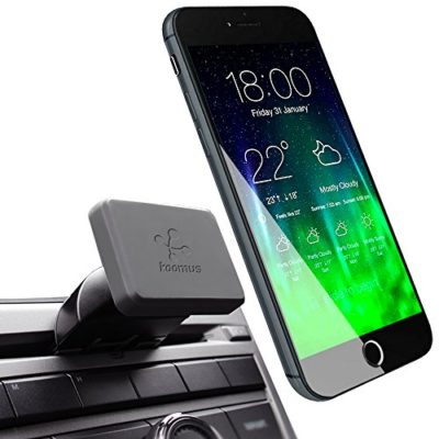Koomus-Pro-CD-M-Universal-CD-Slot-Magnetic-Cradle-less-Smartphone-Car-Mount-Holder-for-all-iPhone-and-Android-Devices-0