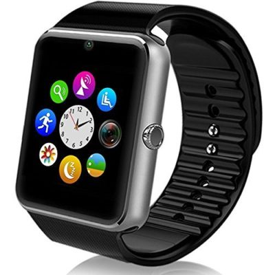 Motoraux-Smart-Watch-Bluetooth-Sweatproof-Wrist-Watch-with-Touch-Screen-for-Notification-Push-Handsfree-Call-for-Andorid-black-0