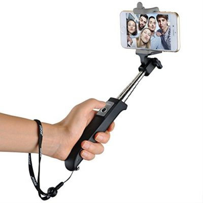 Mpow-iSnap-Y-One-piece-Portable-Self-portrait-Monopod-Extendable-Selfie-Stick-with-built-in-Bluetooth-Remote-Shutter-for-iPhone-6-and-more-Smartphone-0