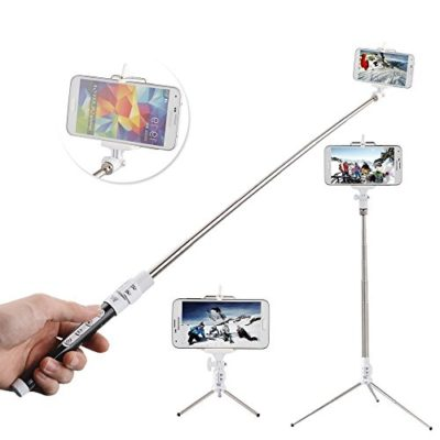 Selfie-Stick-Ecandy-Extendable-Self-portrait-Monopod-with-Remote-Shutter-for-iPhone-6-6-Plus-6-5S-5C-5-4S-4-Samsung-Galaxy-S4-S2-Samsung-Galaxy-Note-2-Note-3-Note-4-HTC-Sony-LG-and-other-Android-Phone-0