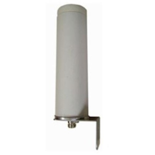 Surecall-Cm288w-Antenna-Upto-164-Ft-698-Mhz-170-Ghz-To-960-Mhz-270-Ghz-4-Db-Wireless-Data-Network-Outdoor-White-Wallceiling-Omni-directional-N-type-Connector-0