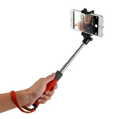 TAIR-Foldable-Extendable-Bluetooth-Selfie-Stick-with-Built-in-Remote-Shutter-iphone-tripod-selfie-stick-iphone-6-0