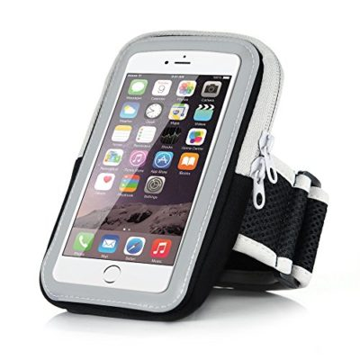 iPhone-6-Sports-Armband-Badalink-Running-Cell-Phone-Holder-Case-Arm-Band-Strap-With-Zipper-Pouch-Mobile-Exercise-Workout-for-iPhone-6-6S-iPod-Touch-0