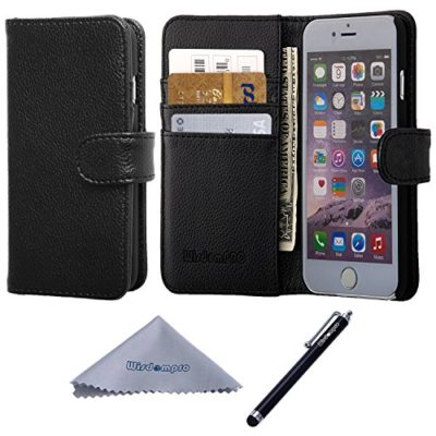 iPhone-6s-6-Case-Wisdompro-Premium-PU-Leather-2-in-1-Protective-Folio-Flip-Wallet-Case-with-Credit-Card-HolderSlots-and-Wrist-Lanyard-for-Apple-47-inch-iPhone-6s-6-0