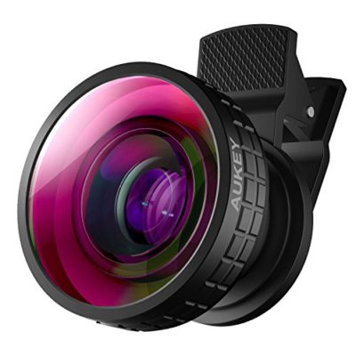 AUKEY-Ora-iPhone-Lens-180-Fisheye-Clip-on-Cell-Phone-Camera-Lenses-with-Dark-Circle-for-Samsung-Android-Smartphones-iPhone-0