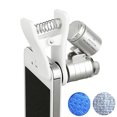 Beileshi-60x-Zoom-Microscope-Magnifier-LED-Uv-Light-Clip-on-Micro-Lens-for-Universal-Mobile-Phones-Universal-Clamp-for-Iphone-6s-Plus6s66plus-5-5c-5s-4-4s-Samsung-Galaxy-S5-G900h-S4-I9500-S3-I9300-Not-0
