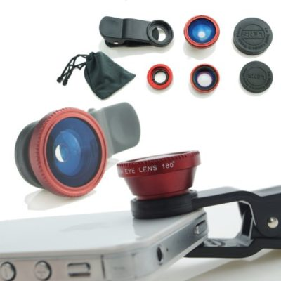 Camkix-Universal-3-in-1-Camera-Lens-Kit-for-Smart-phones-iphone-Galaxy-HTC-Motorola-Ipad-Ipod-touch-Laptops-One-Fish-Eye-Lens-One-2-in-1-Macro-Lens-and-Wide-Angle-Lens-One-Universal-Clip-One-Microfibe-0