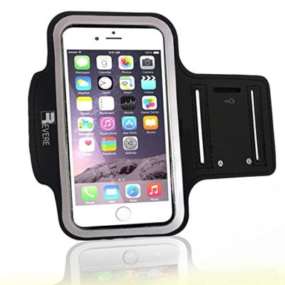 Revere-Sport-Secure-Grip-Armband-for-iPhone-66s55s-Samsung-S7S6S5-Slim-Lightweight-and-Water-Resistant-0