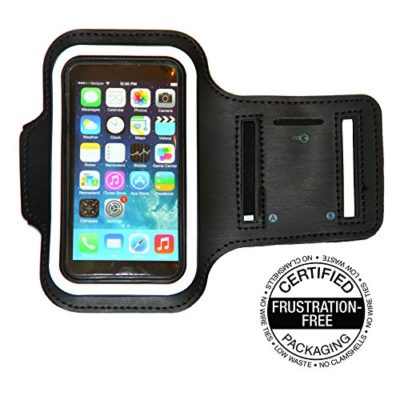 iPhone-55S5c-SE-Running-Exercise-Armband-with-Key-Holder-Reflective-Band-Also-Fits-iPhone-44S-0