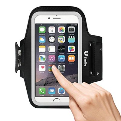 iphone-6S-Armband-USmile-Premium-Sports-Armband-with-Reflective-Strip-Key-Holder-for-Running-Jogging-Fitness-Workout-Smartphone-Armband-Case-for-iphone-6S6SE5S-Samsung-Galaxy-S6-Edge654-0