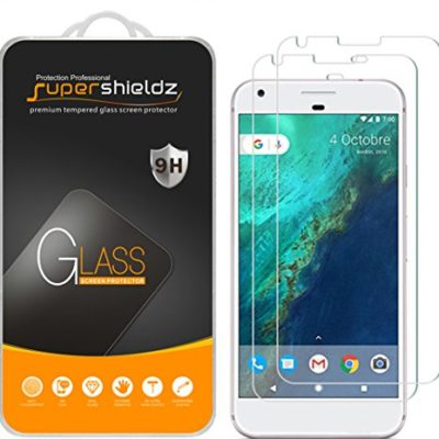 2-Pack-Google-Pixel-Tempered-Glass-Screen-Protector-Supershieldz-Anti-Scratch-Anti-Fingerprint-Bubble-Free-Lifetime-Replacement-Warranty-0