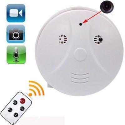 4-Function-VideoPicVoiceMotion-Detect-HD-Hidden-Camera-Smoke-Fire-Detector-Shape-Secret-Spy-Tool-Evident-Record-for-Room-Apartment-Protect-Secret-Cam-Stranger-Activities-Watcher-AL1-9-0